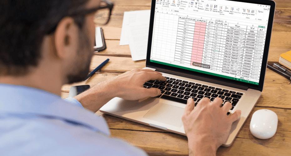 محاسبه حقوق و دستمزد با اکسل